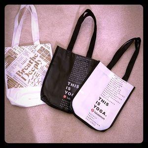 Lululemon Small Bags (3)